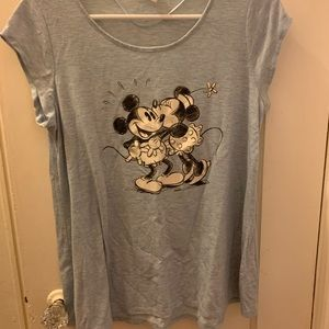 Mickey and Minnie LC Lauren Conrad T-shirt
